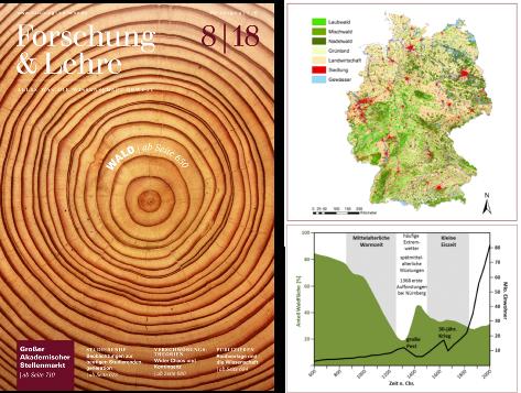 Der Deutsche Wald – Seine Geschichte, seine Ökologie